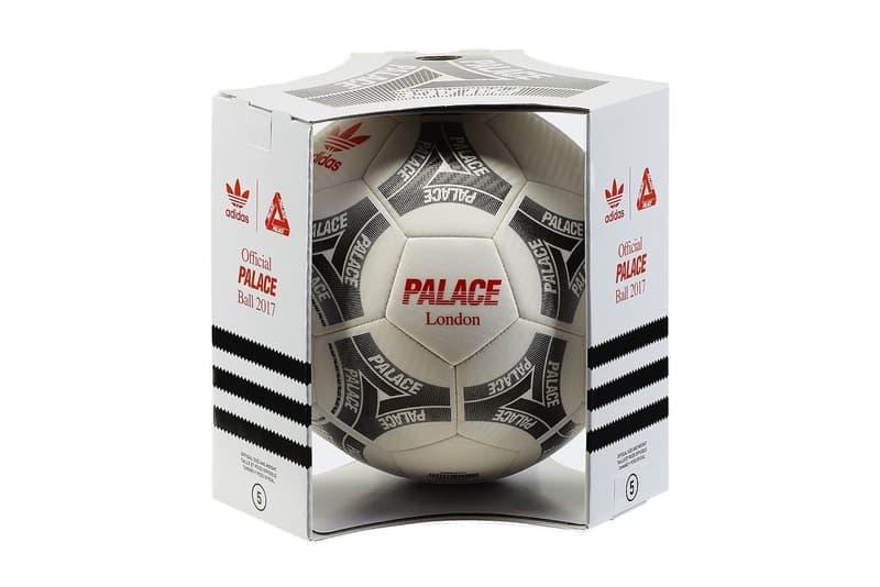 Palace と adidas の定番タッグよりスポーツ好き必見のコラボサッカーボールが登場