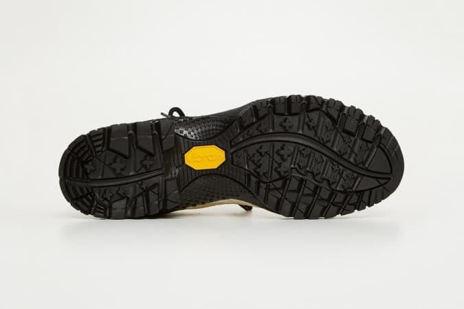ALYX より2018年春に向け高級感のあるハイキングブーツ4足が登場 アリクス ハイキング vibram ソール レザー ホワイト ブラック ハイプビースト