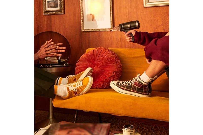 A$AP Nast x Converse のタッグによるコラボコレクションがオンライン限定で登場 急遽 A$AP Nast のInstagram に投稿された同コラボコレクションのリリース日は… One Star Chuck Taylor All Star 70 Foot Locker エイサップ ナスト コンバース チャックテイラー ワンスター オールスター HYPEBEAST ハイプビースト