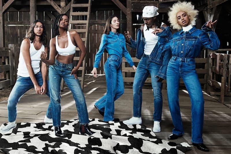 新鋭アーティストを多数起用した Calvin Klein Jeans 2018年春夏コレクションのビジュアルが到着 ジーンズのみならず、アンダーウェアやシューズ類、そして絨毯も登場 Solang Kelela Dev Hynes Kindness Adam Bainbridge Chairift Caroline Polachek