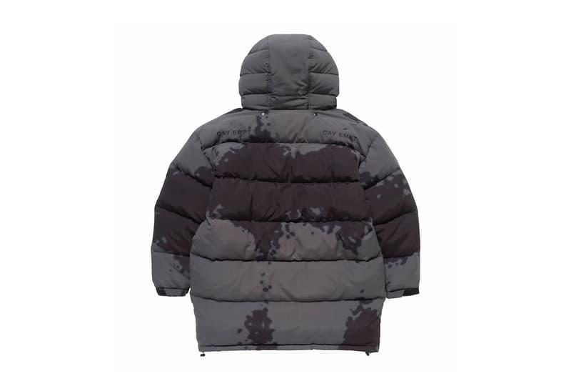 Cav Empt の2017年秋冬コレクションより待望のロングダウンがデリバリー 高い防寒性と気の利いたデザインが嬉しい逸品は今冬のマストハブでは? シーイー HYPEBEAST ハイプビースト アウター