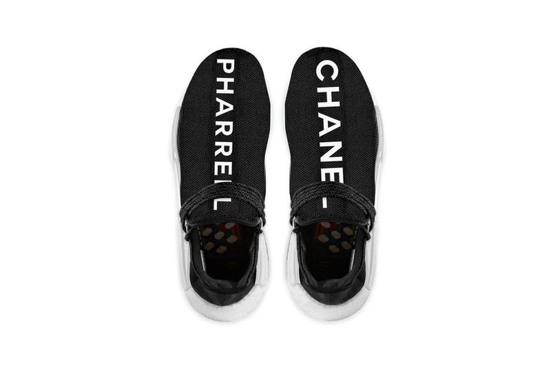colette で Chanel x adidas Originals x ファレル・ウィリアムスの Hu NMD を購入する方法は? 500足限定生産の豪華トリプルネームはフェアな仕組みで販売される模様 スニーカー アディダス オリジナルス Pharell HYPEBEAST ハイプビースト