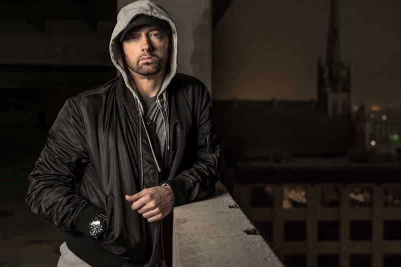 """Eminem が新アルバムのタイトルをほぼ確約すると同時に新曲のティーザーを投稿 処方箋つづり明かされた""""Walk on Water""""の意味とは? エミネム"""