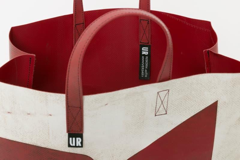 FREITAG より20周年を祝す URBAN RESEARCH 限定のトートバッグコレクションが登場  オンラインではすでに完売となった限定1000個のコラボバッグをチェック