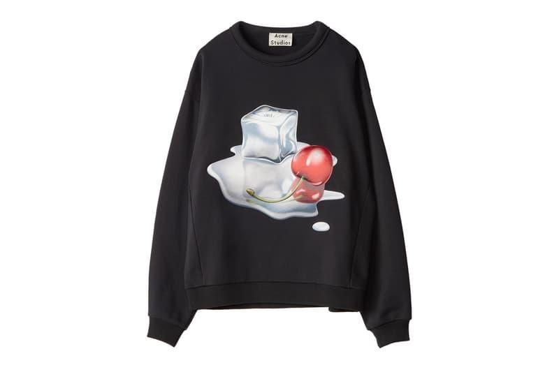 """Acne Studios よりアメリカンでレトロなグラフィックが施された """" Diner"""" コレクションが登場 アクネ ストゥディオズ アメリカ スウェット Tシャツ コレクション グラフィック"""