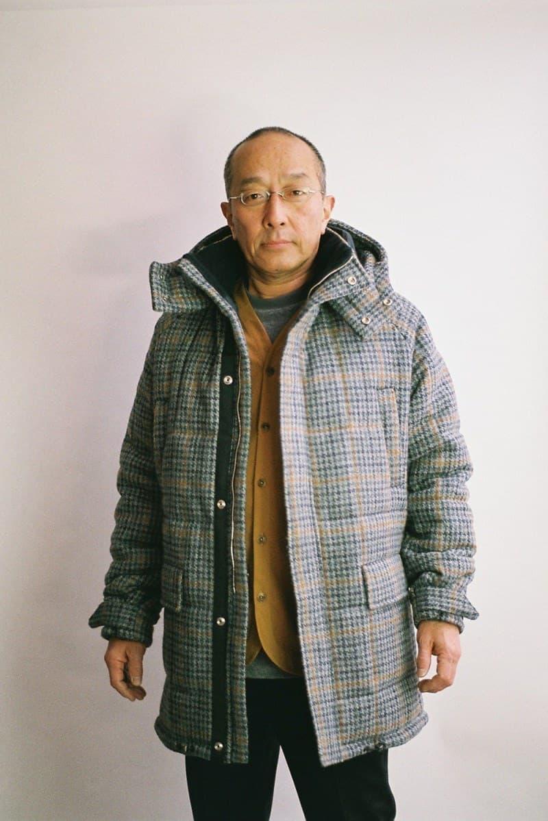 中年男性をモデルとして起用した A Kind of Guise 2017年秋冬コレクションのルックブック