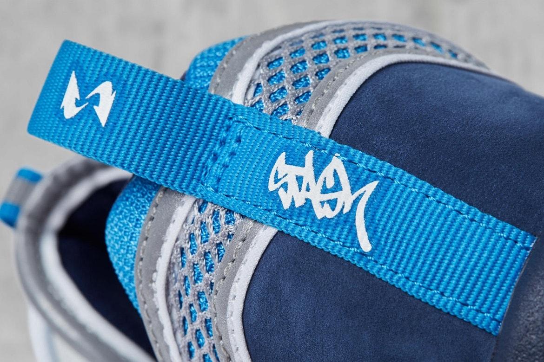 グラフィティ アーティスト Stash x Nike コラボ Air Zoom Spiridon スピリドン リーク ナイキ スタッシュ