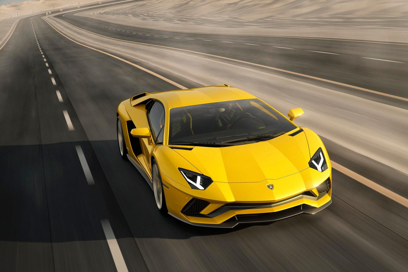 Interviews:CEOのステファノ・ドメニカリが語る Lamborghini の未来