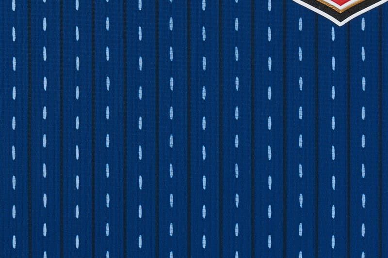 日本の伝統色と刺し子にインスパイアされたサッカー日本代表の新ホームユニフォームが公開 ロシアW杯に向けて勝利への想いと日本サッカー界の歩みを色濃く反映したサムライブルーの新ユニは11月10日(金)の対ブラジル戦が初陣 親善試合 ヨーロッパ遠征