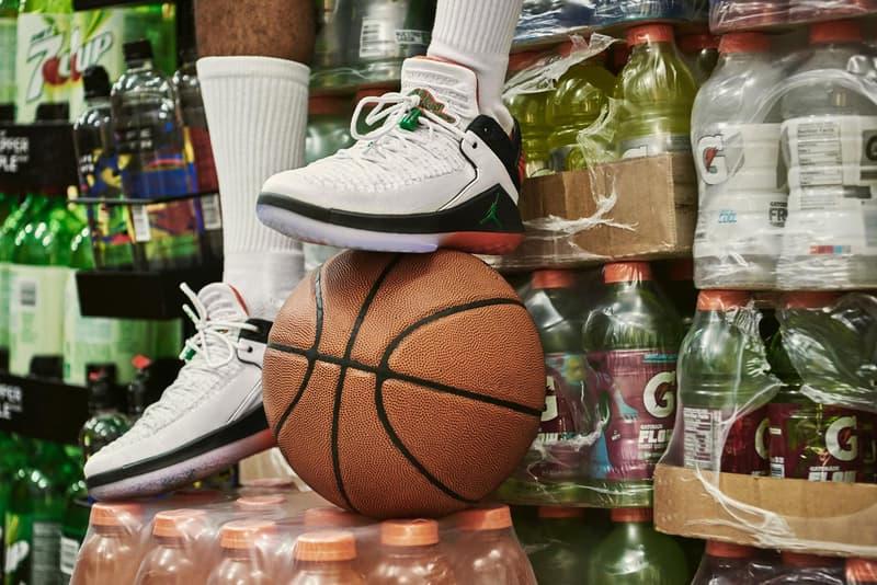 """Jordan Brand がスポーツドリンクのゲータレードとのコラボコレクション """"LIKE MIKE"""" を発表 ジョーダン HYPEBEAST ハイプビースト"""