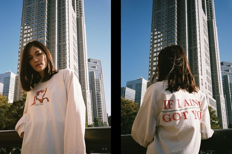日本発のLOOPY HOTELよりWISM限定展開のコラボコレクションが登場