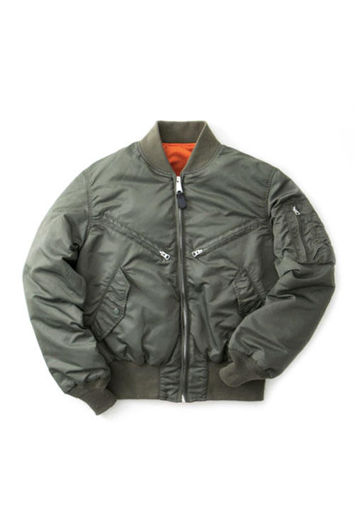 NEXUSⅦ. と ALPHA INDUSTRIES が URBAN RESEARCH 20周年を記念した特別仕様のジャケットをリリース HYPEBEAST ハイプビースト