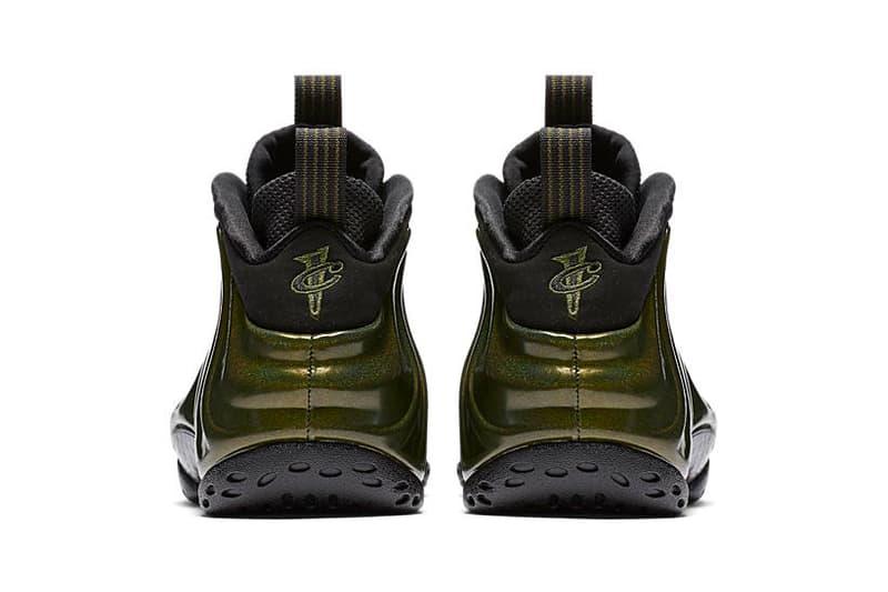 90年代 NBA の代表選手 Penny Hardaway の着用モデル Nike Air Formposite one より最新版 Legion Green が登場 ナイキ エアフォーム ポジットワン ペニー ハーダウェイ ハイプビースト hypebeast リジョングリーン 宇宙船 バスケ バスケットシューズ バッシュ