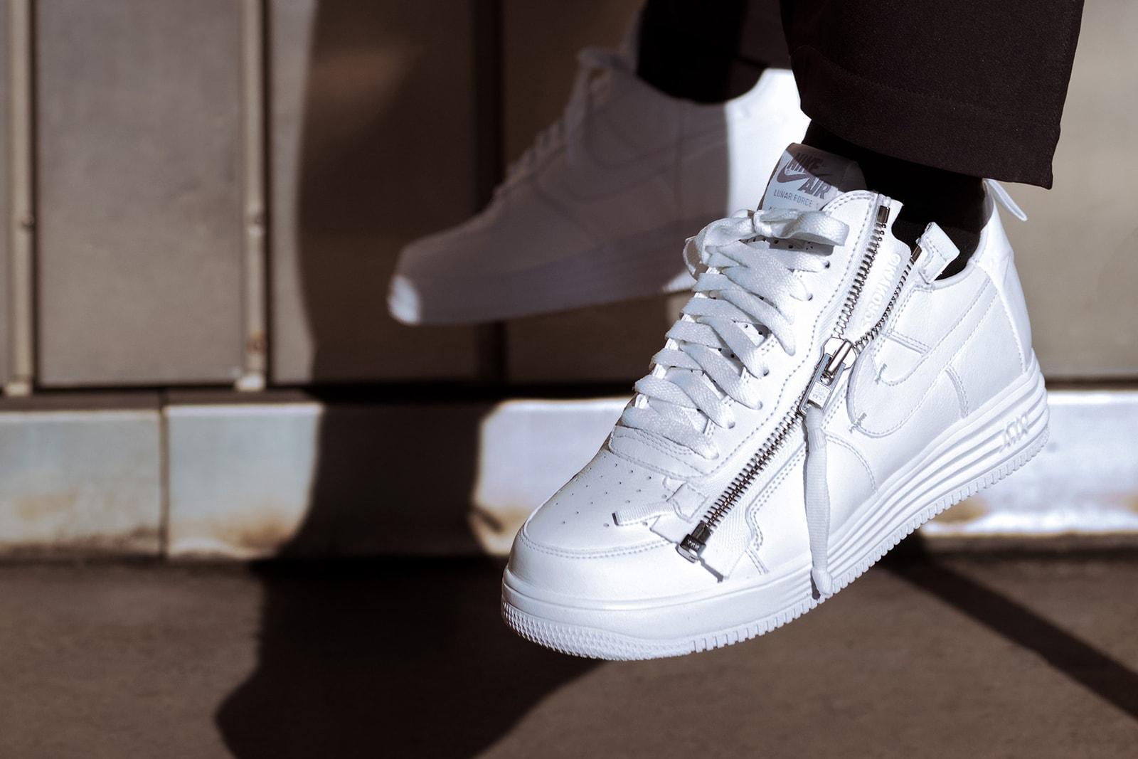 """Nike が Air Force 1 誕生35周年を記念したコラボプロジェクト """"AF100"""" を始動"""