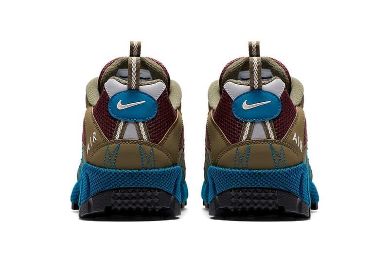 あのコラボモデルと瓜二つの Nike Air Humana 新作モデルが発売間近か? 〈Supreme〉ロゴを排除し、アウトドア仕様のカラーへと変貌を遂げた最注目フットウェア トレイルランニングスニーカー アスレジャー