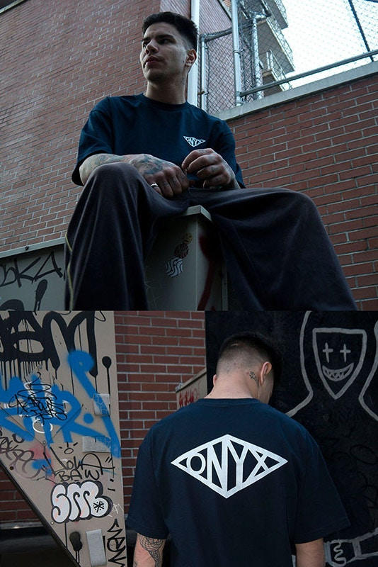 NYのストリートシーンで話題のジャズ集団 Onyx Collective から2017年秋冬Tシャツコレクションが登場 オニキス・コレクティブ ニューヨーク NYC ジャズ Tシャツ 2017aw pre autumn winter ハイプビースト hypebeast バンド
