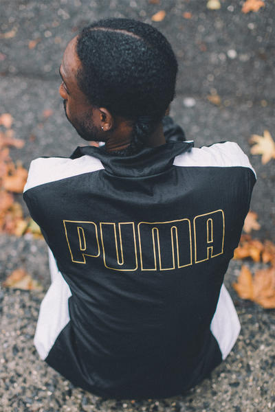 """PUMA より名作モデル SUEDE 50周年を記念した""""BBOY""""カプセルコレクションが到着 名作モデルに紐付いたアパレルウェアもレトロシックな装いでカムバック"""