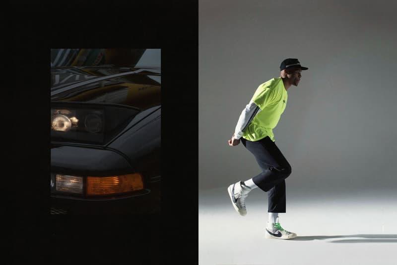 ラッセル・ウェストブルックが手がける Honor the Gift より初のルックブックが到着 NBAの昨季MVPが展開する90'sの空気感とレーシングを根幹に据えたストリートウェア