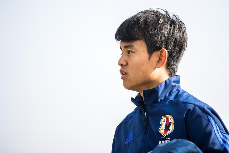 """日本サッカー界の未来を担う16歳 久保建英がFC東京とプロ契約を締結 10歳でカンテラに移籍したバルセロナユース出身の""""神童""""がプロとしての第一歩を踏み出す"""