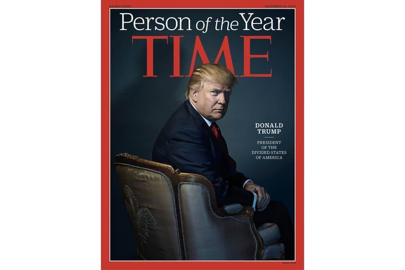 """トランプ大統領が米 TIME 誌の""""今年の人""""のオファーを断ったとツイート donald trump タイム twitter ツイート 今年の人 person of the year ハイプビースト"""