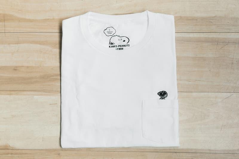 来週ついに発売される KAWS x Peanuts x UT による最新コラボコレクションにクローズアップ カウズ ユニクロ uniqlo hypebeast ハイプビースト