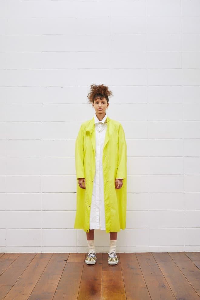 UNUSED より計算されたシルエット感が魅力の2018年春夏コレクションが到着 古典的なアイテムに現代の空気感を汲み取った鮮やかなカラーパレットを乗せて