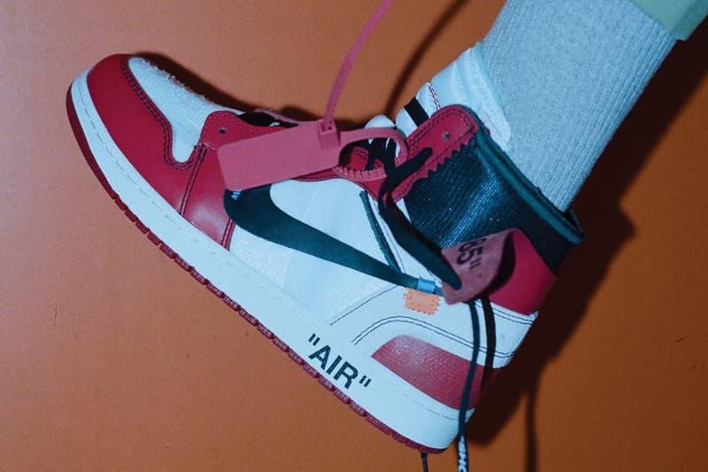 """Nike オンラインストアにおける""""The Ten"""" コレクションの発売日時が明らかに ヴァージル HYPEBEAST ハイプビースト ナイキ"""