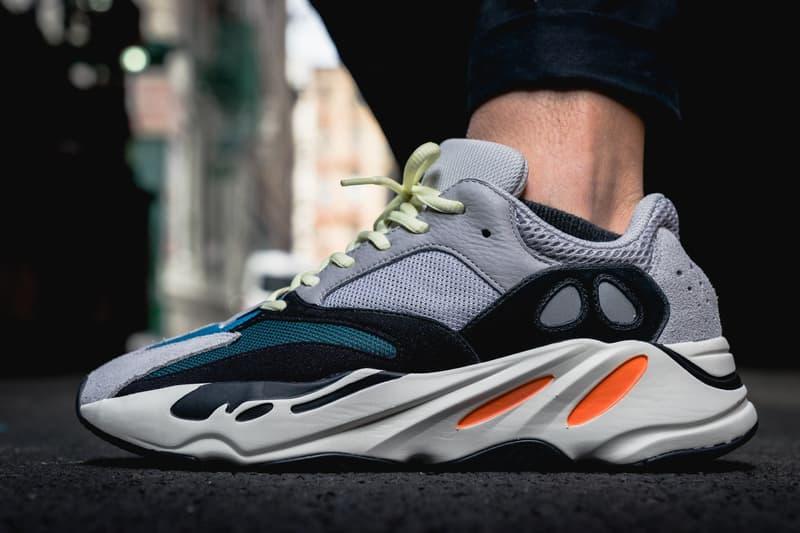 adidas と Kanye による最新作 YEEZY BOOST 700 Wave Runner にクローズアップ