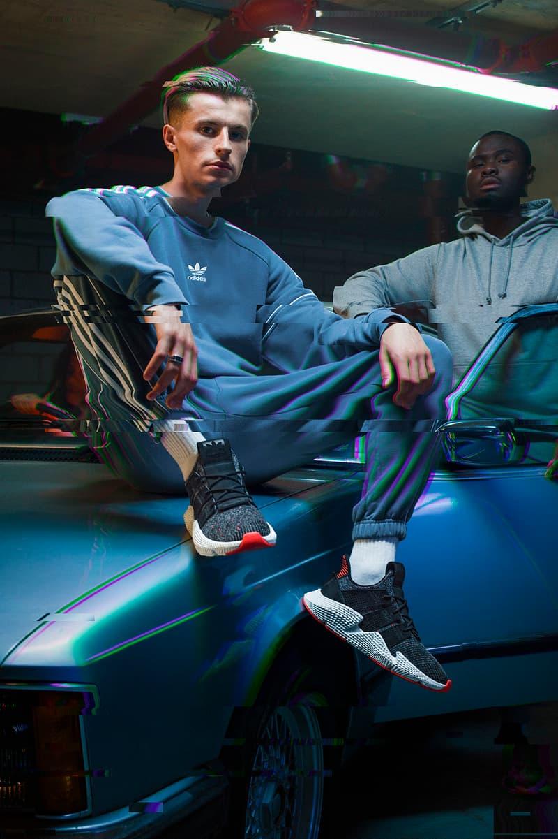 adidas Originals が破壊的デザインと先鋭的構造を兼備した新モデル Prophere を解禁 2018年のフラッグシップモデルの正式発表とともに先着順、200名限定のシークレットパーティーの開催もアナウンス アディダス オリジナルス スニーカー プロフィア HYPEBEAST ハイプビースト