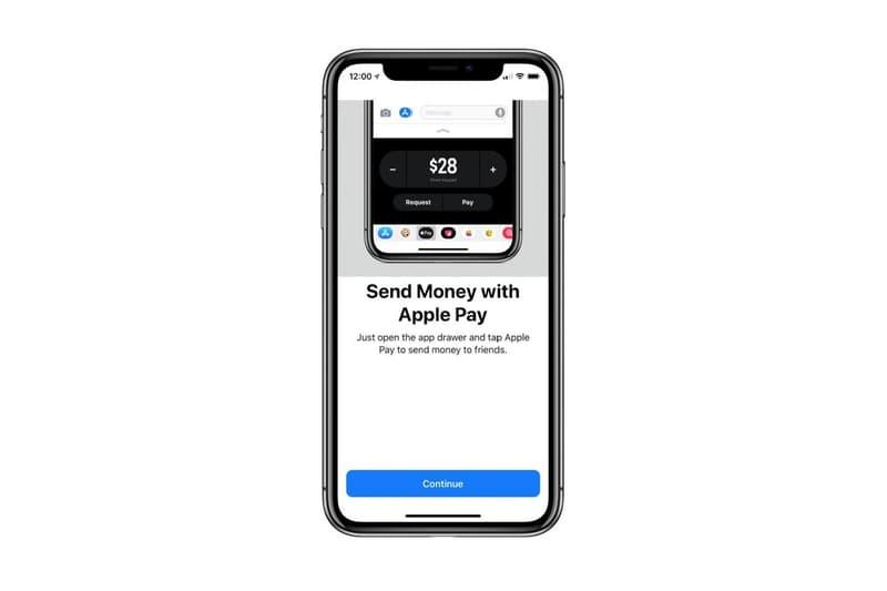 アップル 個人間 送金 サービス Apple Pay Cash がスタート apple HYPEBEAST ハイプビースト