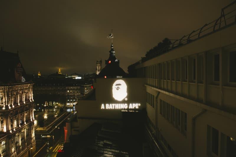 A BATHING APE® のパリ進出を祝す BAPE STORE® PARIS オープンパーティーに潜入  ア・ベイシング・エイプ HYPEBEAST ハイプビースト