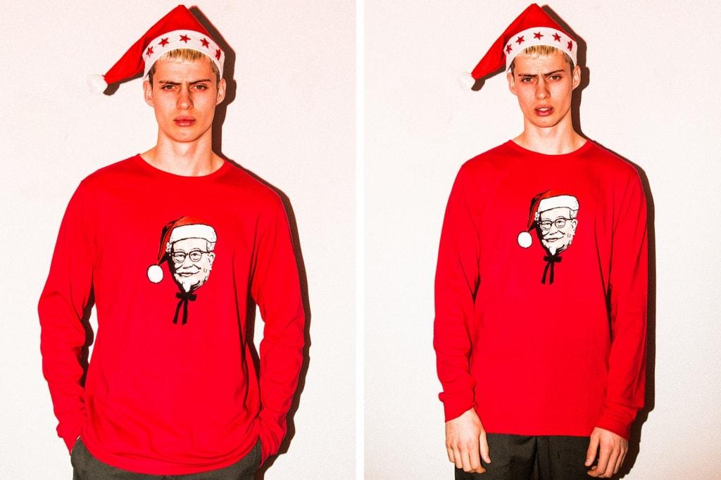 HYPEBEAST が提案するクリスマスに着たいアグリーセーター ストリートヘッズ諸君よ、聖夜のコーディネートはもうお決まり? イブ 洋服 プレゼント デート 服装 HYPEBEAST ハイプビースト