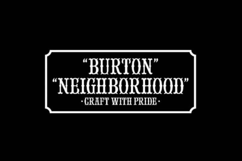 ネイバーフッド バートン との最新コラボを予告する ティーザー映像 を公開 NEIGHBORHOOD が Burton コラボレーション HYPEBEAST ハイプビースト