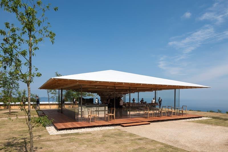 建築家・隈研吾による木をモチーフとした静岡県のカフェをチェック kengo kuma cafe shizuoka architecture 建築 デザイン ハイプ ビースト hypebeast