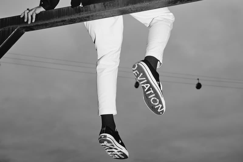 イーストロンドン発のクラブナイト Deviation & Converse & Patta がコラボカプセルを製作 ディビエーション クラブ Dj Benji B ベンジ bbc radio カプセル コラボ ハイプ ビースト hypebeast