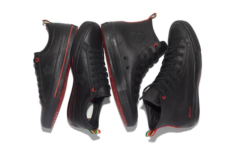 東海岸出身のスケーター イーライ・リード x Converse CONS によるコラボフットウェア2型が登場 スケートだけでなく街履きとしても活躍必至なファッション性を完備