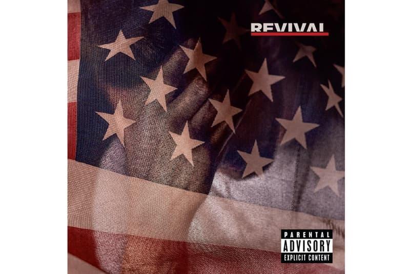 Eminem による新アルバム Revival リバイバル が遂にリリース エミネム