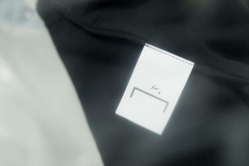 フラグメントデザインxア・コールド・ウォール*による第2弾コラボアイテムの数々が間もなく発売開始 fragment design x A-COLD-WALL*