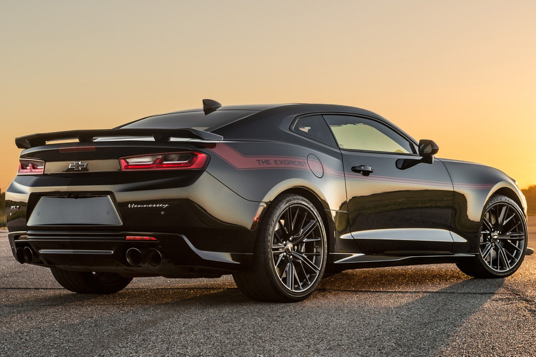 改造車界の猛者 ヘネシーがスポーツクーペの象徴 Camaro を1 000馬力にチューンアップ Hypebeast Jp