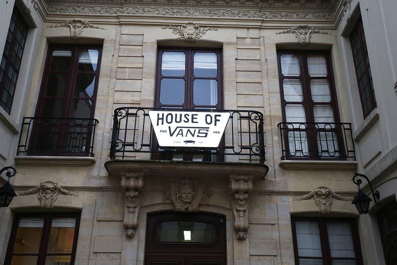 House of Vans Paris の会場ってどうなってたの?パリで開催されたVansによるスケートボーディング、アート、音楽の祭典 hypebeast