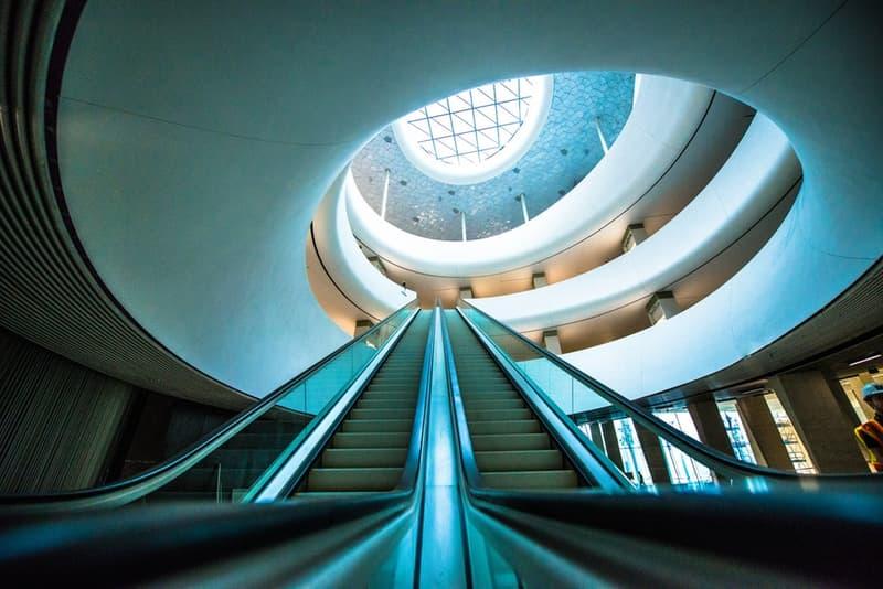 設計事務所スノヘッタが10年を経て遂にサウジアラビアの未来的な美術館を完成 Snøhetta The King Abdulaziz Center for World Culture ザ キング アブドゥルアズィーズ センター フォー ワールド カルチャー ハイプビースト 美術館 サウジアラビア