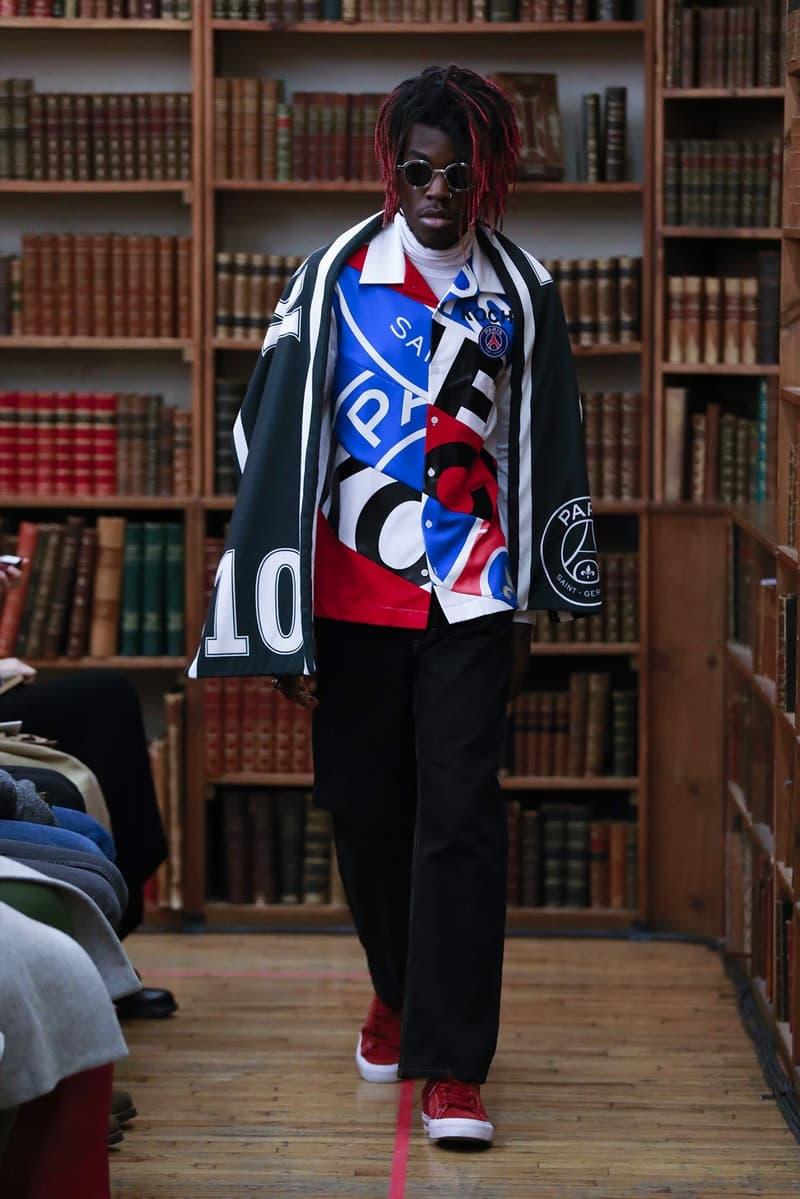 Koché が今勢いに乗る PSG と The Woolmark Company を迎えた2018年プレフォールコレクションを発表〈Bottega Veneta〉や〈Dries Van Noten〉などで経験を積んだ注目デザイナーが手がけるインパクト抜群のアイテムが多数登場 コシェ ザ・ウールマーク・カンパニー ラフ・シモンズ パリ・サンジェルマン HYPEBEAST ハイプビースト