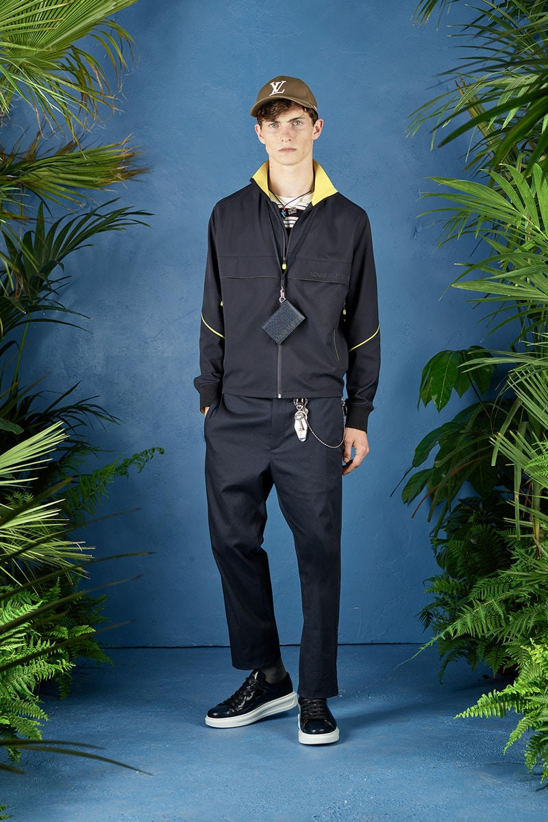 ルイ・ヴィトンがストリート色を色濃く反映させた2018年春夏ルックブックを公開 Louis Vuitton  kim jones キム ジョーンズ HYPEBEAST ハイプビースト