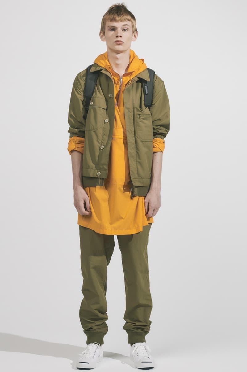 """海で似合うカーキを体現した nanamica 2018年春夏コレクションが到着 """"Khaki""""をテーマにテクニカルな素材とミニマルデザインでマリンスタイルを構築 GORE-TEX®︎ クルーザージャケット ハーフコート ハーフジップフーディ Tシャツ クロップドパンツ HYPEBEAST ハイプビースト アウトドア ナナミカ"""