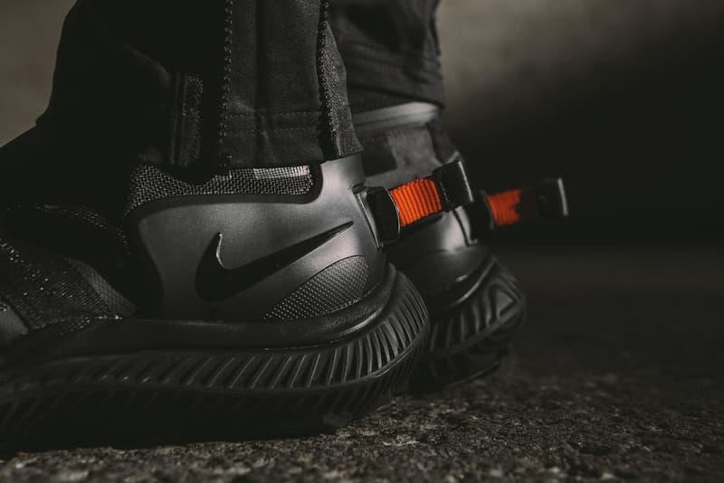 NikeLab ACG Gaiter Boot のクローサールックが出現