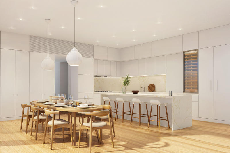 建築界の鬼才・坂茂が手がける圧倒的な開放感を手に入れたテラスハウスをチェック 木のぬくもりと太陽光を独り占めできる集合住宅のお値段は、およそ300ドル(約3億4,000万円) HYPEBEAST ハイプビースト