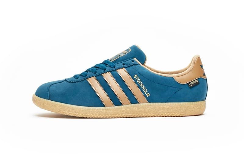 Sneakersnstuff x adidas Originals より2色展開の Stockholm GORE-TEX® パックが限定リリース スニーカーズンスタッフ  アディダスオリジナルス アディダス sns ストックホルム スウェーデン ブルー ゴアテックス ORE-TEX バーガンディ ハイプビースト hypebeast