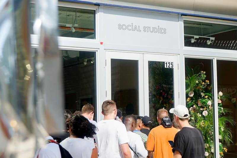 ヴァージル・アブローも来場したファン参加型ワークショップイベントの様子がマイアミより到着