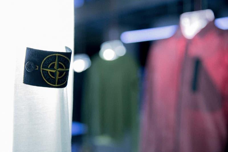 HBX 台湾にて現在開催中の Stone Island ポップアップストアの様子をお届け 3Mコンパスロゴを配したTシャツやナイロンジャケットなど、『HBX』別注アイテムも登場