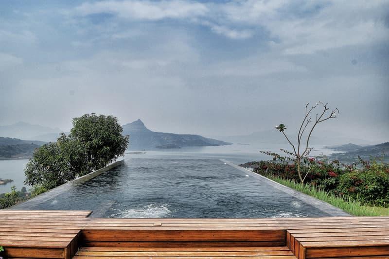 息を呑むほどの絶景を一望できるインドの大自然に建つ邸宅をチェック インド ムンバイ 自然 プール hypebeast ハイプ ビースト 建築